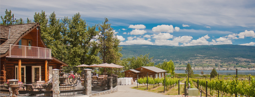 Heaven's Gate Estate Winery - Attractions/Entertainment - 8001 Happy Valley Rd, Summerland, BC, V0H 1Z4, CA