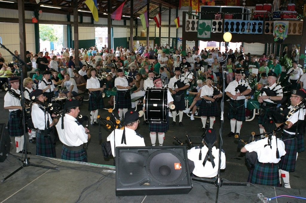 Irishfest La Crosse - Attractions/Entertainment - 615 2nd St N, La Crosse, WI, 54603