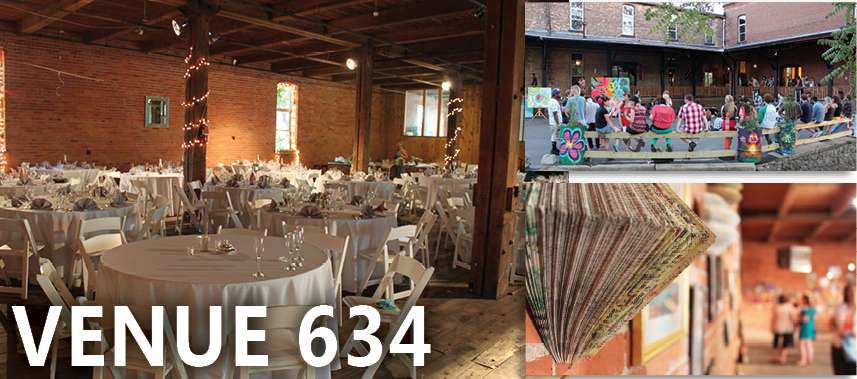 Venue 634 - Ceremony Sites - 634 N Mechanic St, Jackson, MI, 49202
