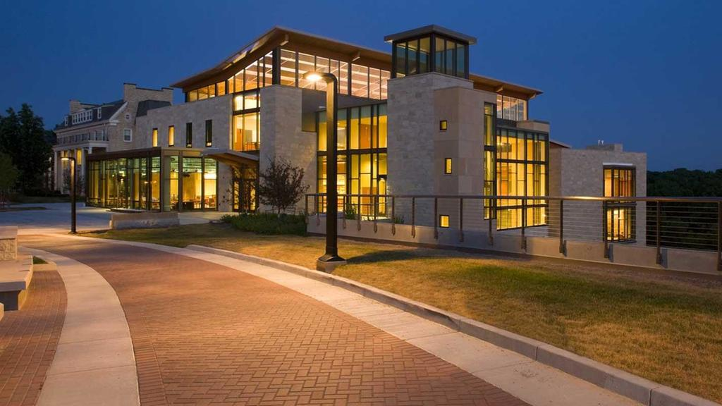 Warch Campus Center - Lawrence University - Reception Sites, Ceremony Sites - 711 East Boltd Way, Appleton, WI, United States