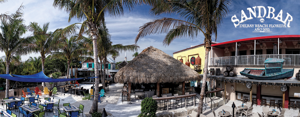 Sandbar - Bars/Nightife, Attractions/Entertainment - 40 S Ocean Blvd, Delray Beach, FL, 33483, US