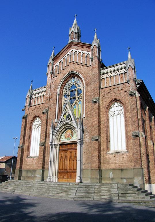 Cerimonia - Ceremony Sites - Piazza della Chiesa, Trecella, Lombardia, 20060