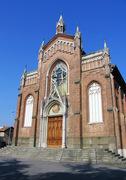 Trecella Piazza Della Chiesa Wedding In July in Bergamo, Lombardia, Italy