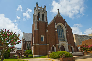 Cathedral Of St John Berchmans - Ceremony Sites - 939 Jordan St, Shreveport, LA, 71101