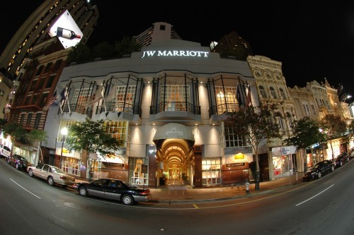 Jw Marriott Hotel New Orleans - Hotels/Accommodations, Reception Sites - 614 Canal Street, New Orleans, LA, United States