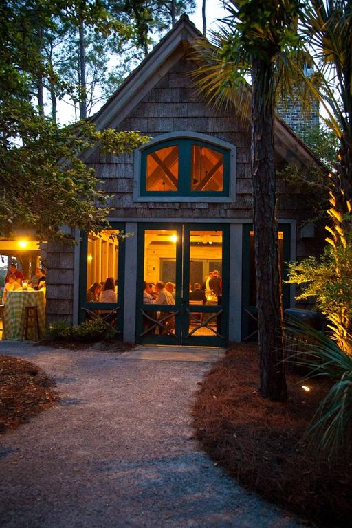 Cinder Creek Pavilion - Rehearsal Lunch/Dinner - Blue Heron Pond Rd, Kiawah Island, SC, 29455, US