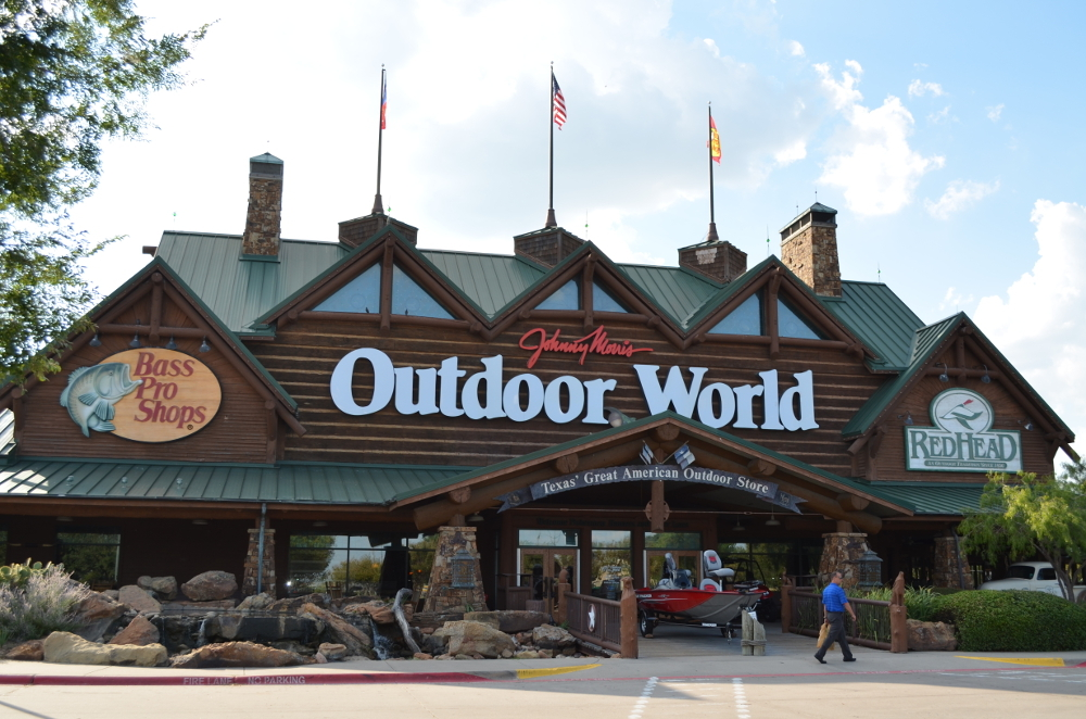 Bass Pro Shops - Attractions/Entertainment, Shopping - 2501 Bass Pro Dr, Grapevine, TX, 76051, USA