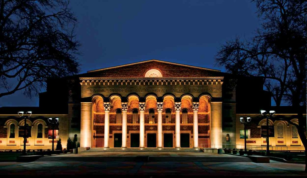 Reception - Memorial Auditorium - Reception Sites - 1515 J St, Sacramento, CA, 95814