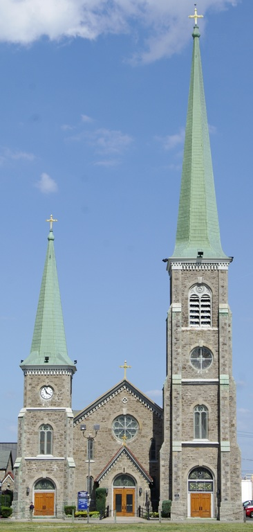 St Mary Of The Cataract Church - Ceremony Sites - 259 4th St, Niagara Falls, NY, United States