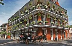 New Orleans Wedding In October in New Orleans, LA, USA