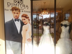 Dimitra Designs Bridal Emporium - Wedding Fashion, Tuxedos - 303 N. Pleasantburg Dr., Greenville, SC, 29607, USA