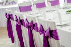 Sitting Pretty Chair Covers - Rentals, Decorations - 815 Lincolnway West, South Bend, Indiana, 46616, United States