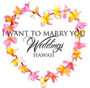 I WANT TO MARRY YOU WEDDINGS - Officiants, Coordinators/Planners - 5070 Likini St, Honolulu, Hawaii / Oahu, 96818, USA
