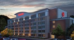 Sheraton Ann Arbor Hotel - Reception Sites, Hotels/Accommodations, Caterers - 3200 Boardwalk , Ann Arbor, MI, 48108, US