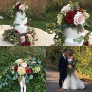 Chiffon Bridal & Floral - Florist - 3540 State Road 38, Suite 103, Lafayette, IN, 47905, USA
