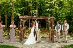Isabell's Painted Gardens - Ceremony Sites, Ceremony & Reception, Campsites, Reception Sites - 11851 Eureka Road                                                                                                           6062 Crane Road, Edinboro, PA, 16412, USA