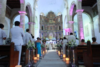 cARTAGENA catedral -  - JUST MARRIED