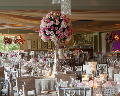 Morris Park Country Club - Reception Sites, Coordinators/Planners, Ceremony & Reception - 2200 McKinley Avenue, South Bend, Indiana, 46615, USA