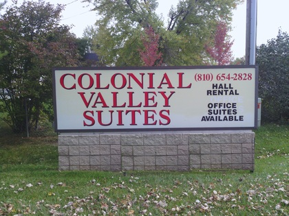 -  - Colonial Valley Suites