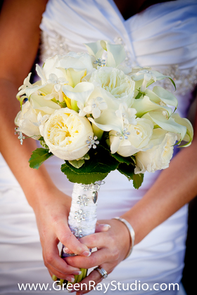 Beautiful Flowers by Bdazzzled. Taken at wedding in Burton MI - Flowers and Decor - Green Ray Studio