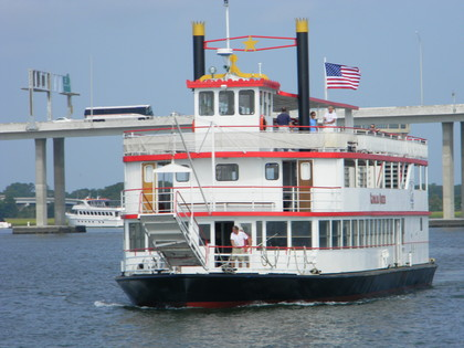 Charleston Harbor Tours  - Reception Sites, Rehearsal Lunch/Dinner - Charleston Maritime Center , 10 Wharfside Street , Charleston, SC, 29401