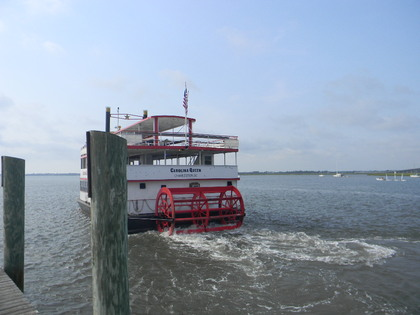 -  - Charleston Harbor Tours