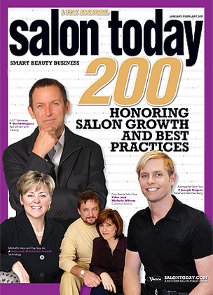 Serenity Salon and Spa is one of Salon Today's TOP 200 salons in the US -  - Serenity Salon & Spa - AVEDA concept salon