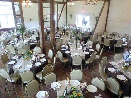 Susquehanna Chef /Barn at Boone's Dam | Wedding Venues ...