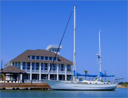 Mansion By The Sea - Ceremony & Reception, Rehearsal Lunch/Dinner, Ceremony Sites, Reception Sites - Port Aransas Causeway, 2100 S. E TX Hwy 361, Aransas Pass, Texas, 78336, U.S.A.