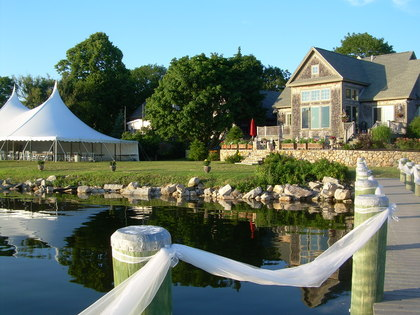 -  - Baggins End Waterfront Weddings