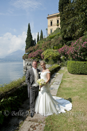 Villa Cipressi, Lake Como - Newlyweds - Belle Momenti Photography
