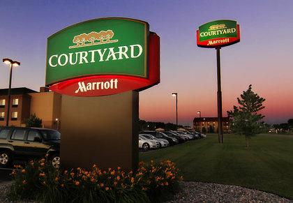 Courtyard by Marriott - Hotel & Event Center - Hotels/Accommodations, Reception Sites, Ceremony & Reception, Caterers - 901 Raintree Road, Mankato, MN, 56001