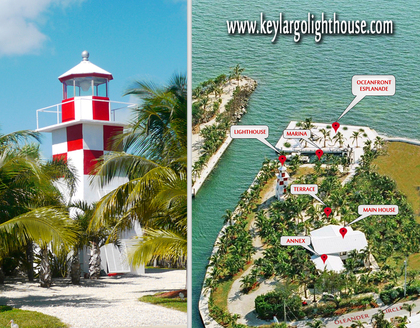 Key Largo Lighthouse and Marina - Ceremony & Reception, Hotels/Accommodations, Ceremony Sites, Coordinators/Planners - 101 Oleander Circle, Key Largo, Florida, 33037, United States