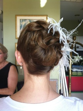 Charleston Wedding Hair - Hairstyles - The Top Brides