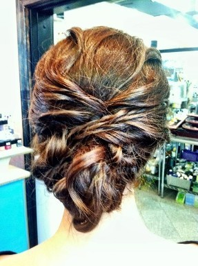 Charleston Wedding Updos - Hairstyles - The Top Brides