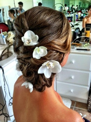 Charleston Onsite Bridal Hair - Hairstyles - The Top Brides