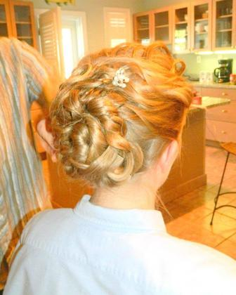Charleston Bridal Hairstyles - Hairstyles - The Top Brides