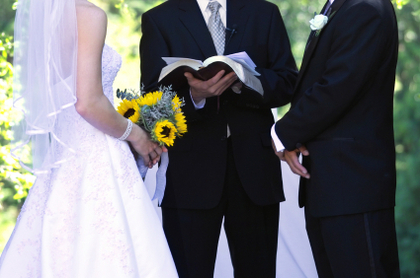 -  - Wedding Officiant Minister