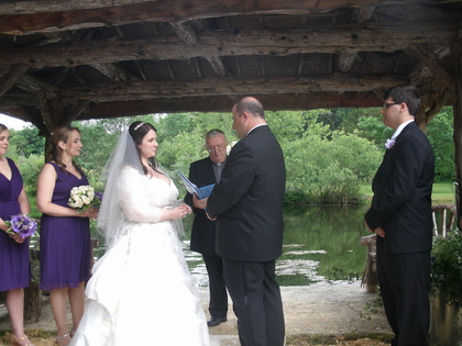 Outdoor ceremony - Ceremonies - Wedding Ceremonies by Fr. Noel