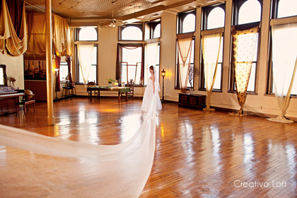 Our own 3000 s.f. studio loft is available to host smaller weddings with up to 100 guests.  Located just 2 miles from Michigan Ave. downtown Chicago.  Photo and Venue Combo package are available.  - Ceremonies - Wedding Creativo Photo & Event Loft