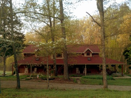 Peaceful Oaks Bed Breakfast and Barn - Ceremony & Reception, Hotels/Accommodations, Reception Sites, Coordinators/Planners - 636 Barnes Road, Medina, TN, 38355, United States