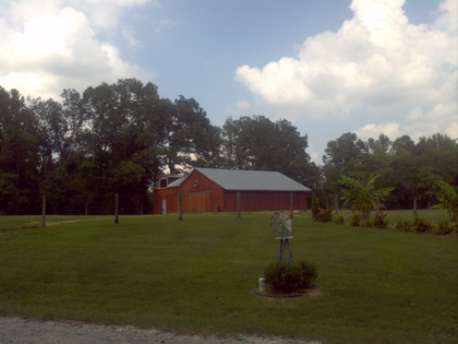 -  - Peaceful Oaks Bed Breakfast and Barn