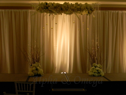 Alpha & Omega Event Consultants & More... - Coordinators/Planners, Florists, Decorations, Invitations - 3227 Atlantic Boulevard, Jacksonville, Florida, 32207, United States