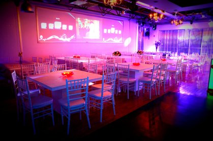Party Room NJ - Flowers and Decor - Avenue Event Space