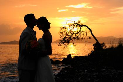 Caneel Bay wedding on St John USVI  - Ceremonies - Island Style Weddings