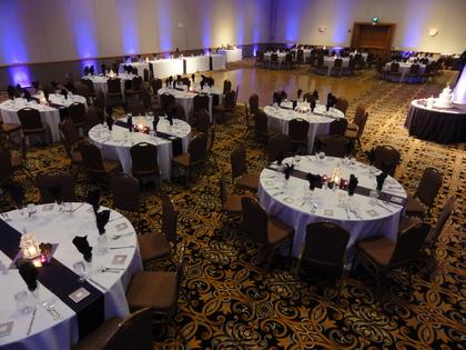 Garnet, Emerald, Sapphire Ballroom -  - Glendale Civic Center