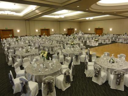 Crowne, Garnet, Emerald, Sapphire Ballroom -  - Glendale Civic Center
