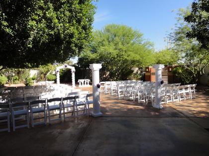 Garden Courtyard -  - Glendale Civic Center