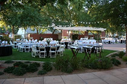 Fountain Terrace Reception -  - Glendale Civic Center