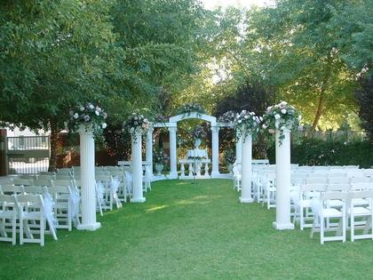 Fountain Terrace Lawn Ceremony -  - Glendale Civic Center